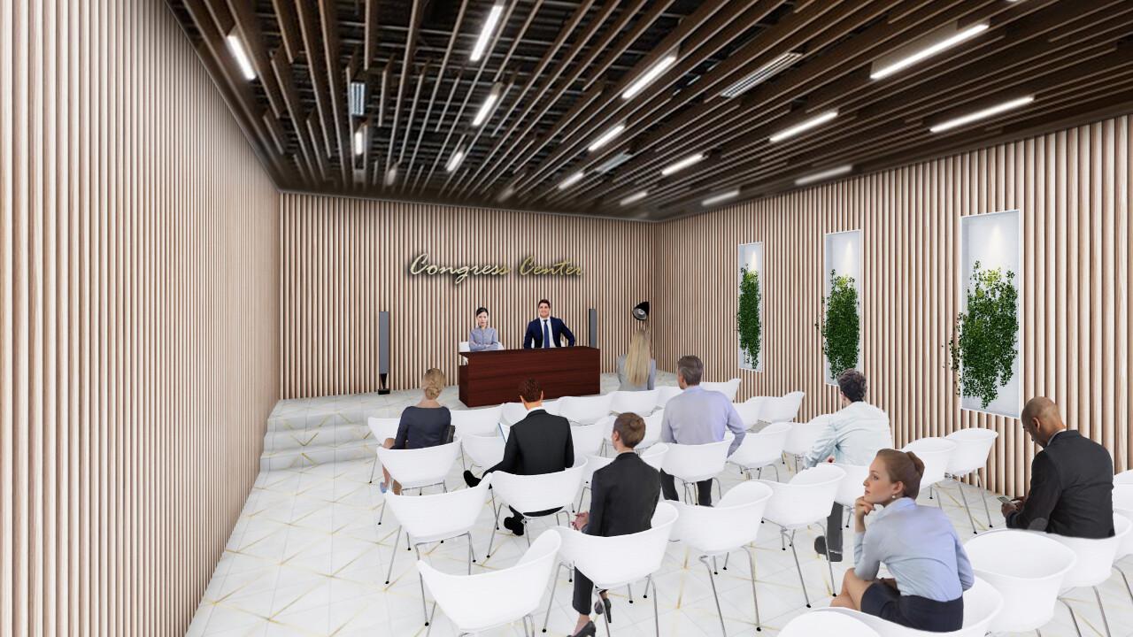Garni hotel – kongresni centar